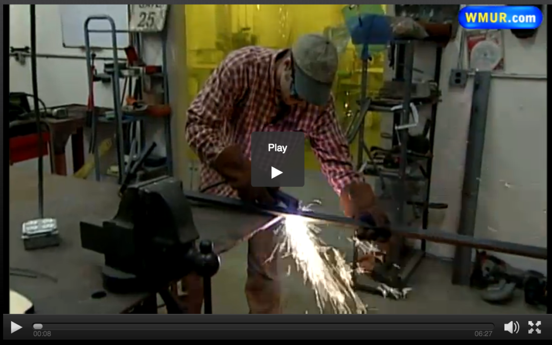 Television Feature on Chronicle by Cindy Jones