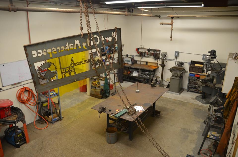 Metal Working | Port City Makerspace