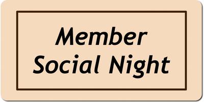 member social night