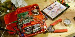 circuit bending and hacking