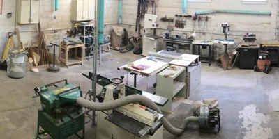 Help improve our wood shop with new equipment