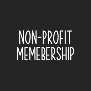 Purchase a membership for your non-profit